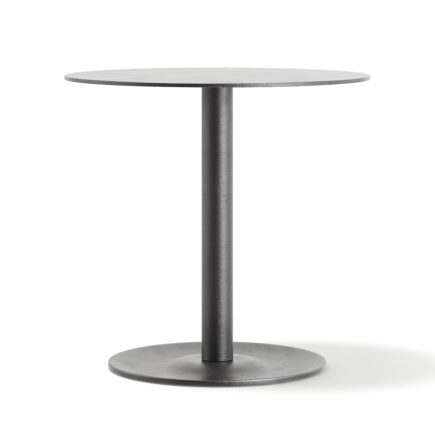 Round Metal Table 3D Model