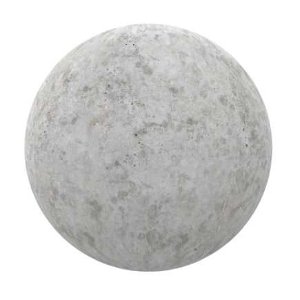 white concrete free pbr texture